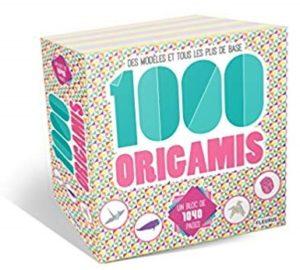 1000 origamis : des modèles et tous les plis de base (Mayumi Jezewski)