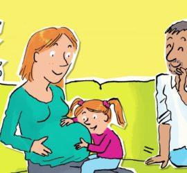 5 livres pour expliquer la naissance d'un petit frère