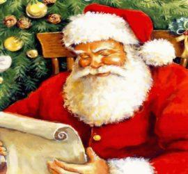 5 livres pour expliquer le Père Noël