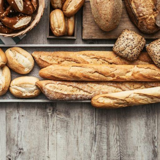 5 livres pour faire du pain