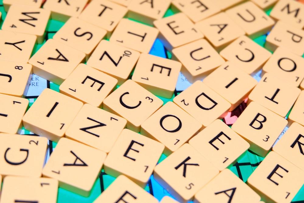 5 livres pour jouer au Scrabble