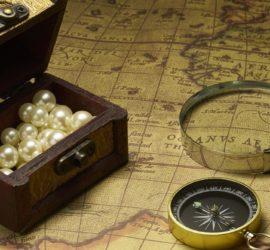 5 livres pour organiser une chasse au trésor