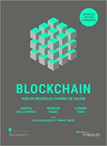 Blockchain - Vers de nouvelles chaines de valeur (Thibaut Gress, Nicolas Bouzou, Clément Téqui, François Hiault)