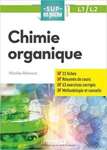 Chimie organique (Nicolas Rabasso)