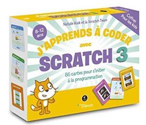 Coffret J'apprends à coder avec Scratch : 85 cartes pour s'initier à la programmation (Natalie Rusk)