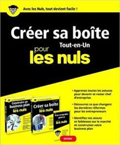 Créer sa boîte tout-en-un pour les Nuls (Amine Chelly, Jean-Yves Eglem, Emmanuel Frémiot, Laurence de Percin)