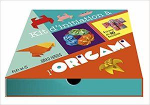 Kit d'initiation à l'origami : avec 80 feuilles (Junko Hirota)