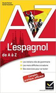 L'espagnol de A à Z : grammaire, conjugaison et difficultés (Claude Mariani)
