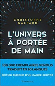 L'univers à portée de main (Christophe Galfard)