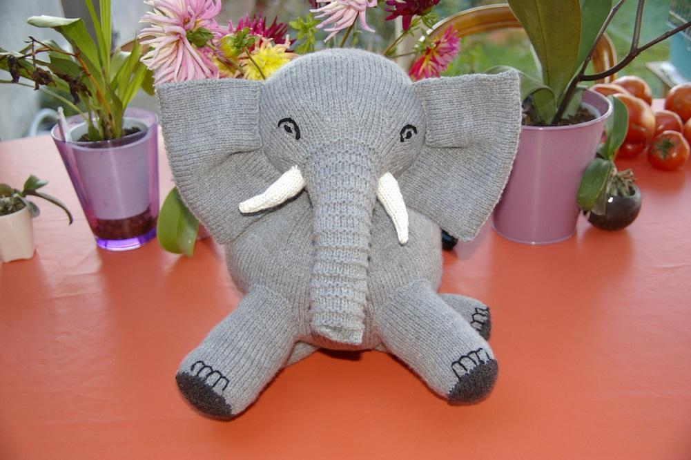 5 livres pour tricoter des animaux