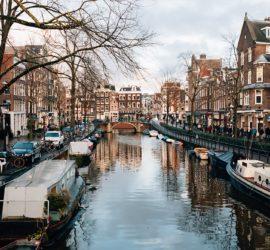 5 livres pour visiter Amsterdam