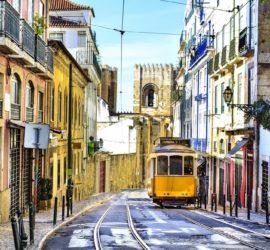 5 livres pour visiter Lisbonne