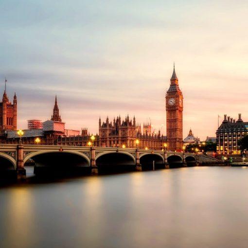 5 livres pour visiter Londres
