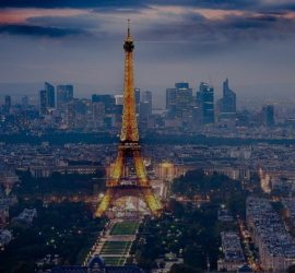5 livres pour visiter Paris