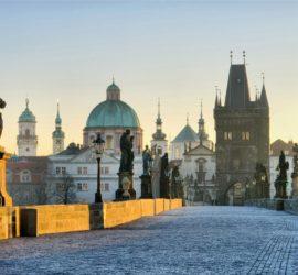 5 livres pour visiter Prague