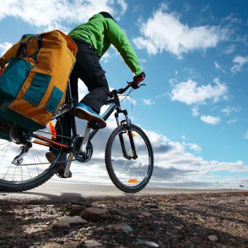 5 livres pour voyager à vélo