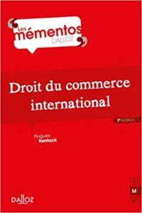 Droit du commerce international (Hugues Kenfack)