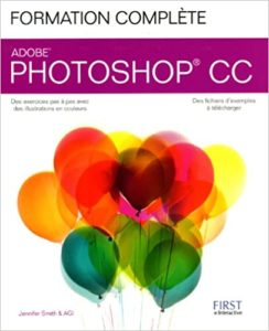 Formation complète Photoshop CC (Jennifer Smith)
