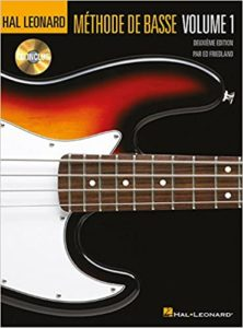 Hal Leonard - Méthode de Basse - Volume 1 + CD (Ed Friedland)