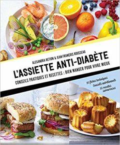 L'assiette anti-diabète (Alexandra Retion, Jean-François Rousseau)