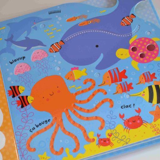 Les 5 meilleurs livres à toucher pour bébé