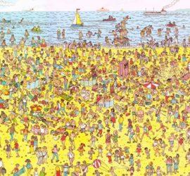 """Les 5 meilleurs livres """"Où est Charlie ?"""""""