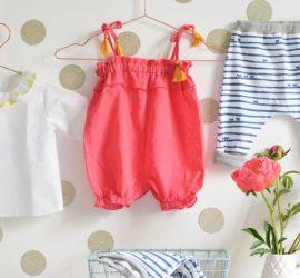 Les 5 meilleurs livres de couture pour bébé