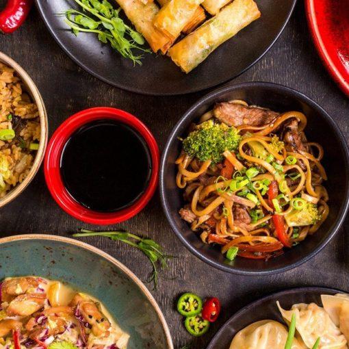 Les 5 meilleurs livres de cuisine asiatique