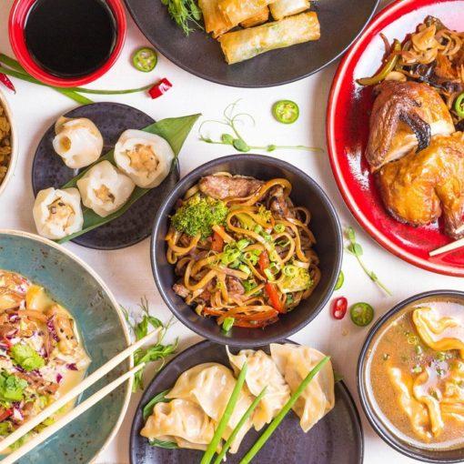 Les 5 meilleurs livres de cuisine chinoise