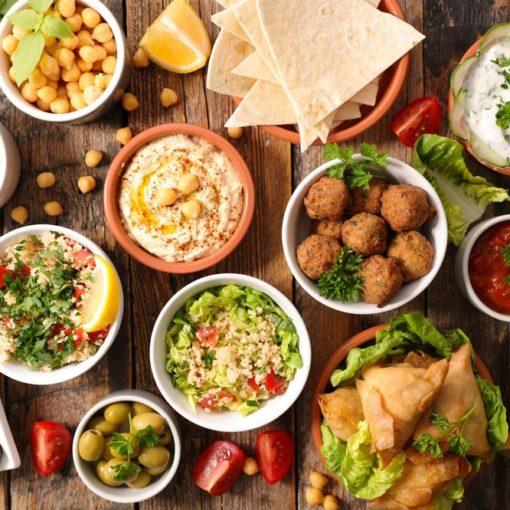 Les 5 meilleurs livres de cuisine libanaise