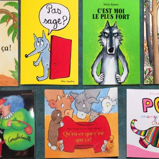 Les 5 meilleurs livres de l'Ecole des loisirs