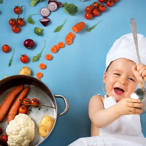 Les 5 meilleurs livres de recettes pour bébé