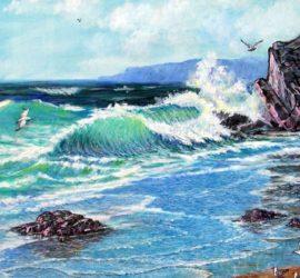 Les 5 meilleurs livres sur la peinture à l'acrylique