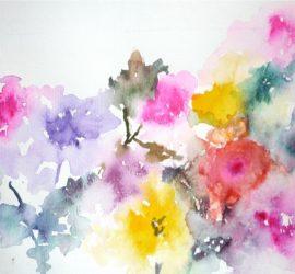 Les 5 meilleurs livres sur l'aquarelle