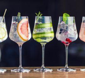 Les 5 meilleurs livres sur le Gin