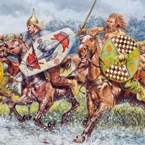 Les 5 meilleurs livres sur les Celtes