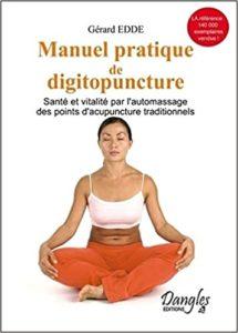 Manuel pratique de digitopuncture (Gérard Edde)