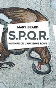 SPQR - Histoire de l'ancienne Rome (Mary Beard)