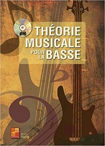 Théorie musicale pour la basse - 1 Livre + 1 CD (Bruno Tauzin)
