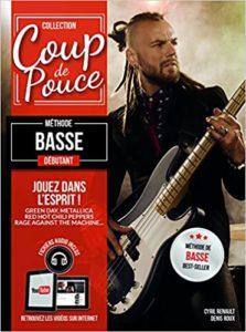 Coup de pouce - Débutant Basse Volume 1 - Initiation au Slap (Roux Denis)