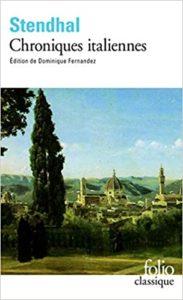 Chroniques italiennes (Stendhal)