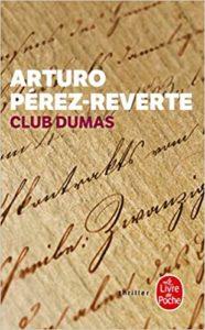 Club Dumas (Arturo Pérez-Reverte)
