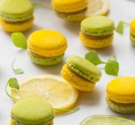 Les 5 meilleurs livres de recettes de macarons