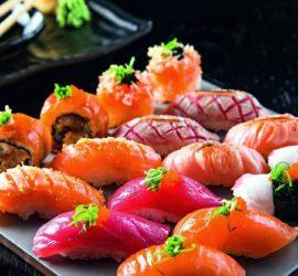 Les 5 meilleurs livres de recettes de sushis