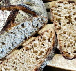 Les 5 meilleurs livres pour faire son pain au levain