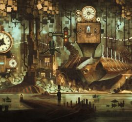 Les 5 meilleurs livres steampunk