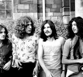 Les 5 meilleurs livres sur Led Zeppelin