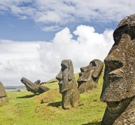 Les 5 meilleurs livres sur l'Île de Pâques