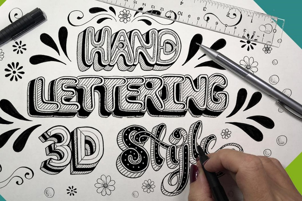 Les 5 meilleurs livres sur le lettering
