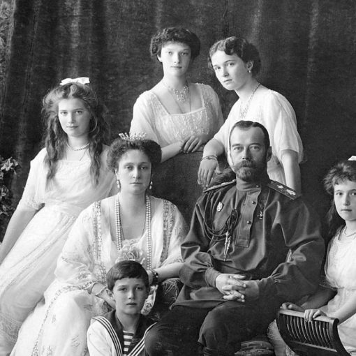 Les 5 meilleurs livres sur les Romanov